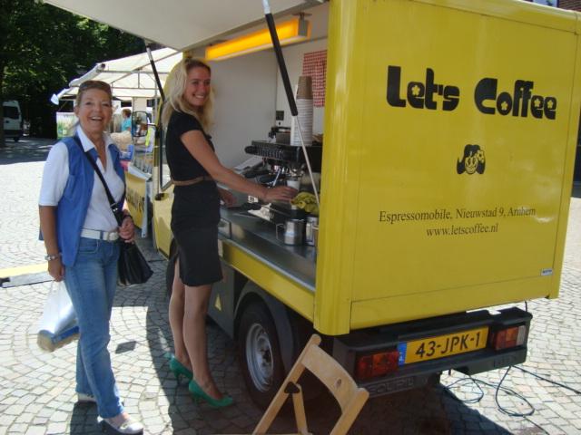 Let's Coffee Mobile - Welkom bij Let's Coffee Mobile!